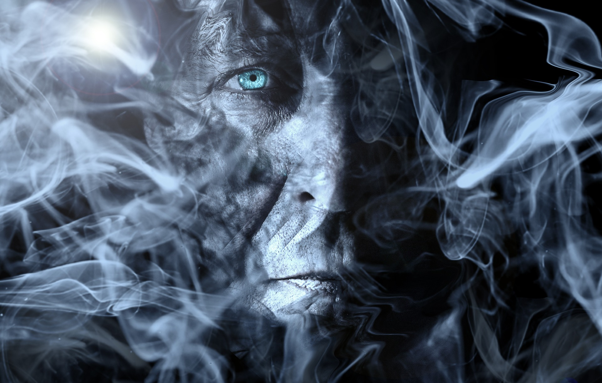 עשן איש